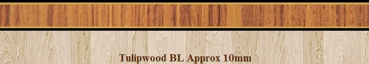 Banding Tulipwood BL 10mm image