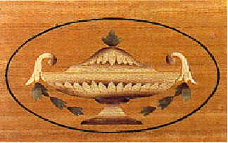 Inlay No 20 Horizantal Urn