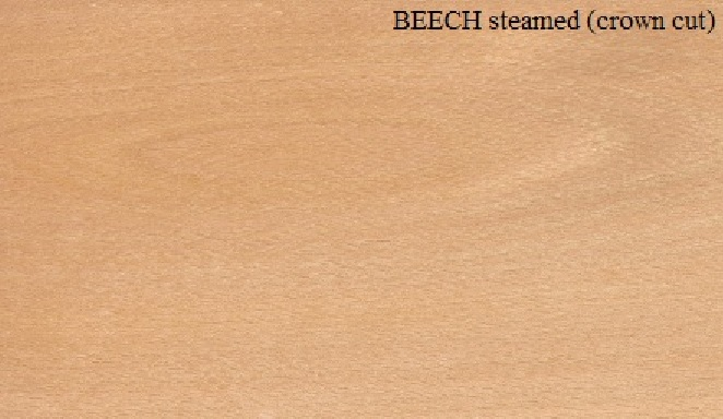 beech wood veneer edging tape